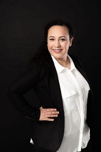 Frau El Haouzi - Augenzentrum Hombruch